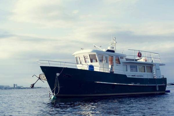 46' Bruce Roberts Custom Steel Trawler 2004 | Buddha