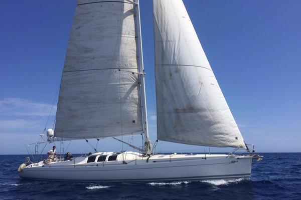 Cruiser/Racer Henze Werft Jade X Holyk