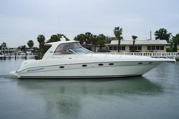 46' Sea Ray 460 Sundancer 2003 | Water Solutions