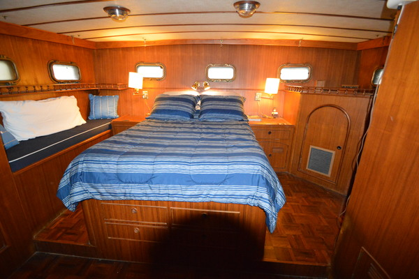 1981Marine Trader 50 ft 50  Trawler   Homeless
