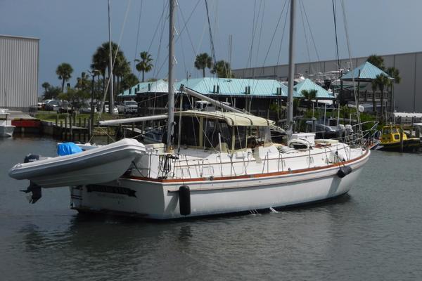 Gulfstar 53 Ketch