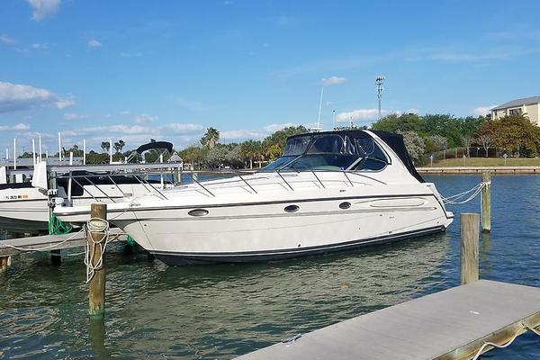 1998Maxum 37 ft SCA   3 C Martini