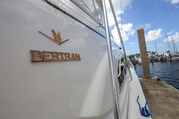 2002Bertram 51 ft 510 Convertible