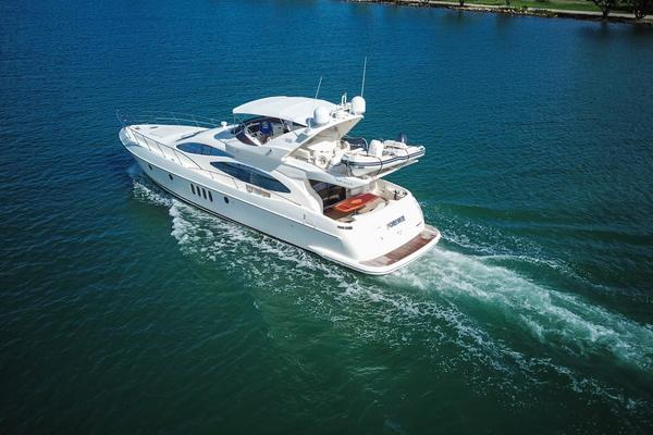 photo of 68' Azimut 68E 2005