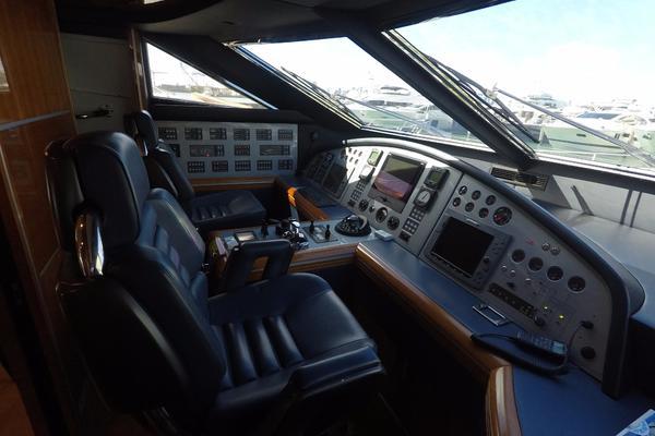 2008Dominator 86 ft 86S