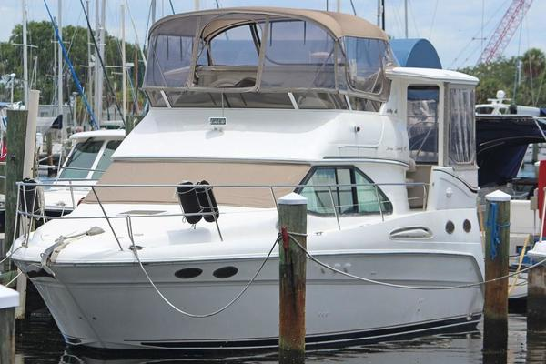 37' Sea Ray 370 Aft Cabin 1997 | DREAM MACHINE