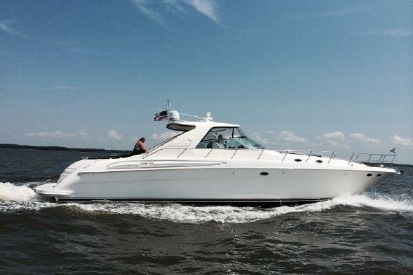 1997 Sea Ray 58' 580 Sundancer  | Picture 3 of 19