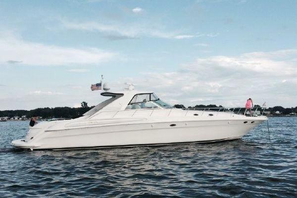 58' Sea Ray 580 Sundancer 1997 |