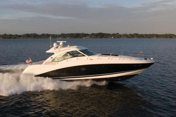2008 Sea Ray 55' 55 Sundancer  | Picture 6 of 129