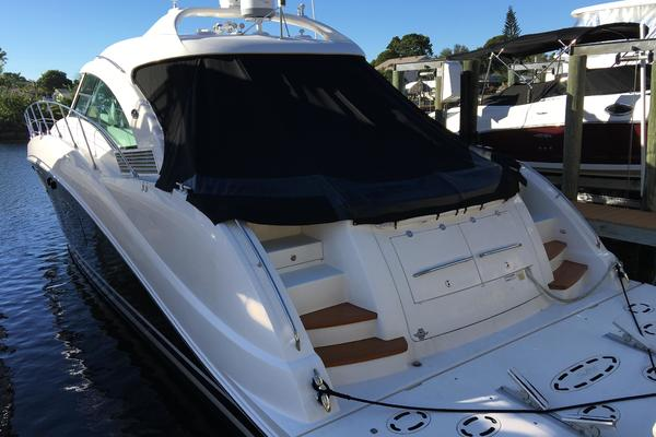 2008 Sea Ray 55' 55 Sundancer  | Picture 3 of 129
