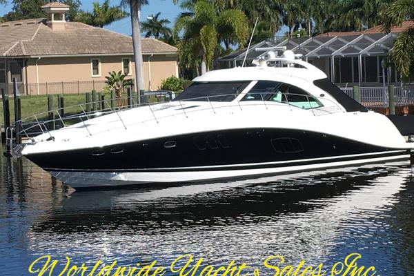 Sea Ray 55' 55 Sundancer 2008