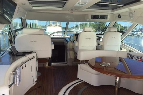 2008 Sea Ray 55' 55 Sundancer  | Picture 2 of 129