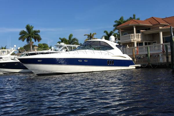 2005 Cruisers Yachts 50' 500 or 520 Express    Picture 3 of 95