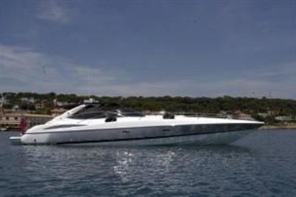 2007Sunseeker 50 ft Superhawk 50