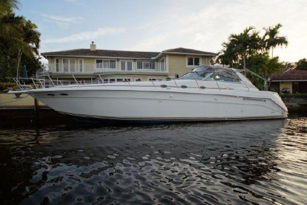 50' Sea Ray 500 Sundancer 1996 |