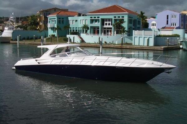 Picture Of: 48' Fountain 48 Express Cruiser 2007 Yacht For Sale | 3 of 11