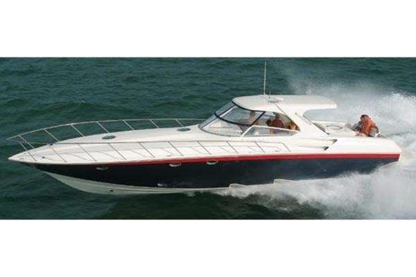 Fountain 48' 48 Express Cruiser 2007