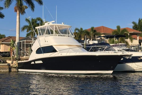 Riviera 47' 47 Open Flybridge Series Ii 2008
