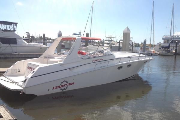 Fountain 38' 38 Express Cruiser 2002