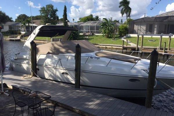 36' Cruisers Yachts 3672 Express 2001 | Knot Workin'