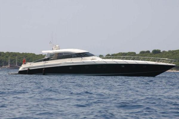 80' Baia Panther 1999 | Sea Star