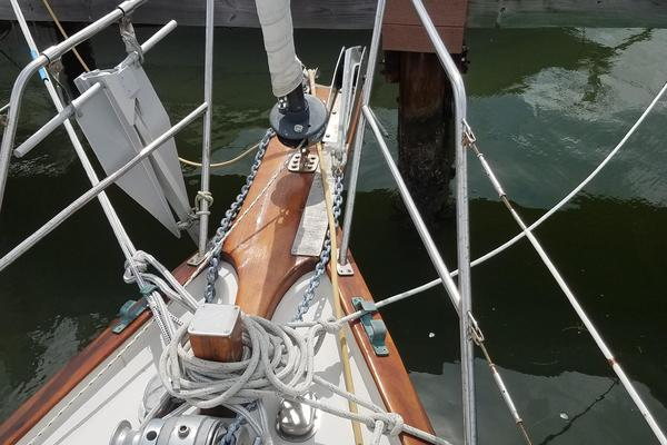 1986Dickerson 37 ft 37   Celeste