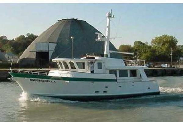 57' Kanter Trans Oceanic Pilothouse 2000 | Marinabella