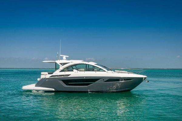 Explore Used Cruisers 50 Cantius Yacht and What's for Sale