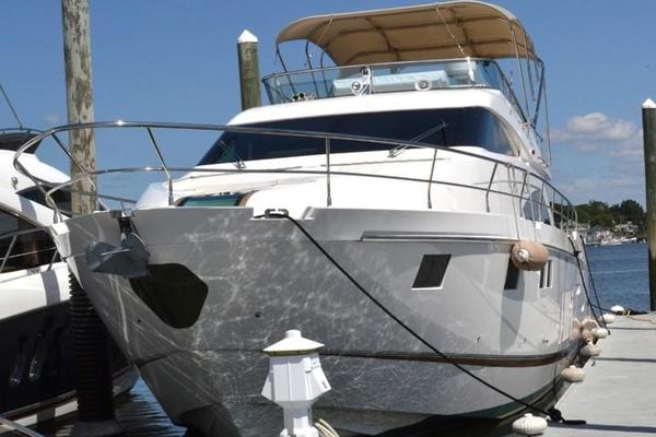 Picture Of: 65' Fairline Squadron 65 2013 Yacht For Sale | 3 of 34