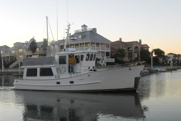 45' Hans Christian Independence Trawler 1990 | Salty Lady
