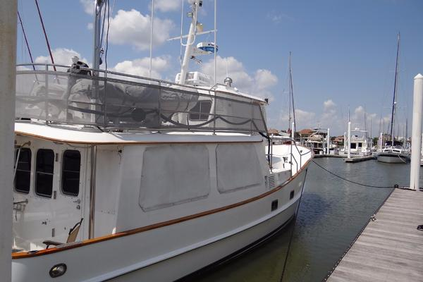 1990Hans Christian Independence 45 ft Trawler   Salty Lady