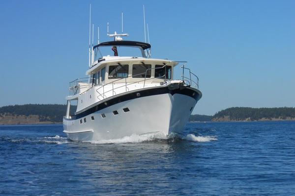 Picture Of: 52' Krogen 52 2012 Yacht For Sale | 3 of 49