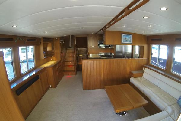 Picture Of: 52' Krogen 52 2012 Yacht For Sale | 4 of 49