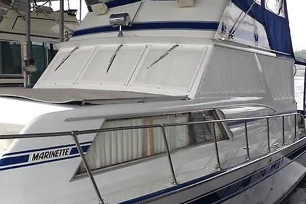 37' Marinette 37 Aluminum Cruiser 1981 | Nauti Jolly