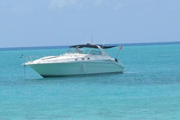 45' Sea Ray 450 Sundancer 1996 | Relax