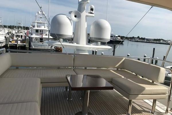 2017 Azimut 77' 77S SILVER SKY 2.0   Picture 3 of 25