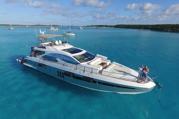 photo of 77' Azimut 77S 2017