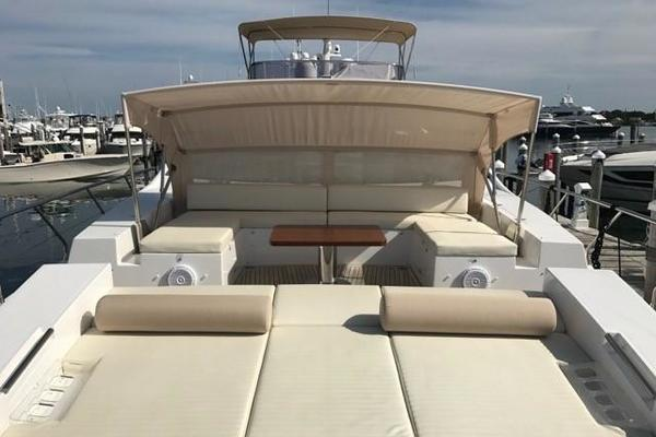 2017 Azimut 77' 77S SILVER SKY 2.0   Picture 1 of 25