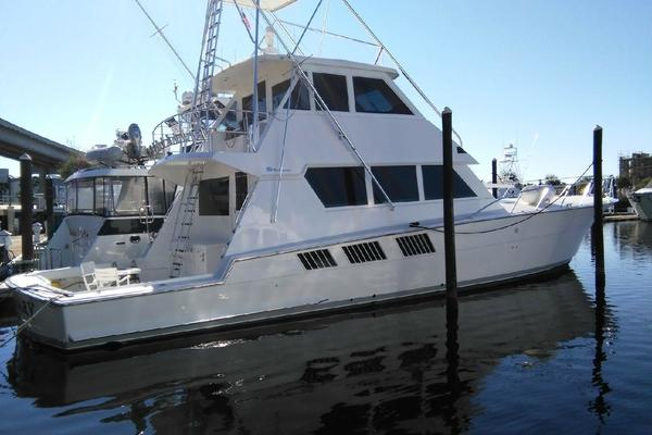 65' Hatteras Convertible 1997 | Miss Mary