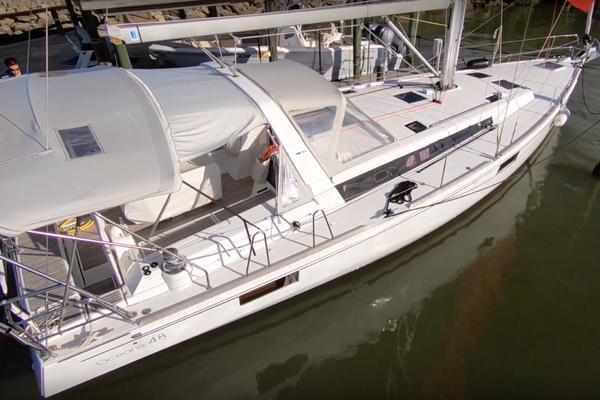 Beneteau America 47' Oceanis 48 2014