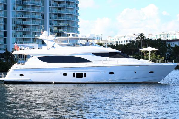 2015 Hatteras 80' 80 Motor Yacht Daddy | Picture 7 of 112