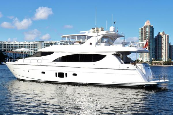 2015 Hatteras 80' 80 Motor Yacht Daddy | Picture 3 of 112