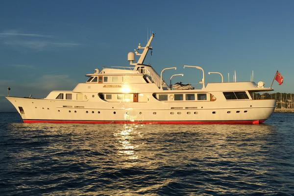 Feadship 131' 1980 | Seagull of Cayman