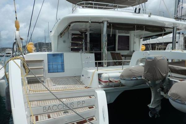 2011 Lagoon 56' 560 BACCHUS | Picture 4 of 30