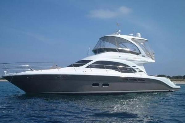 52' Sea Ray Sedan Bridge 2005 |