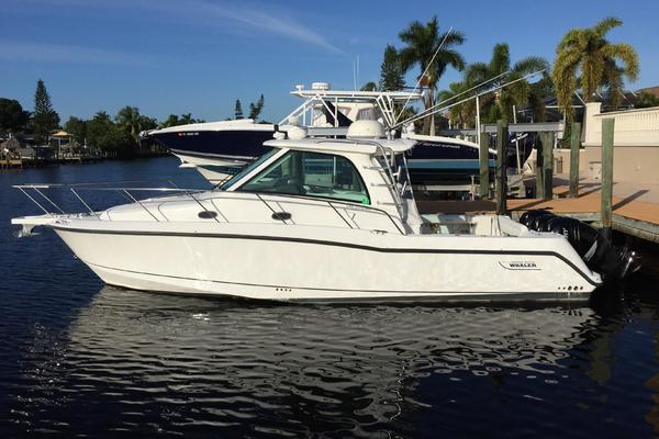Boston Whaler 34' 345 Conquest 2008