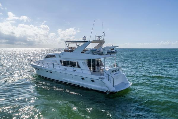1996 Monte Fino 65' Motor Yacht Megan | Picture 5 of 50