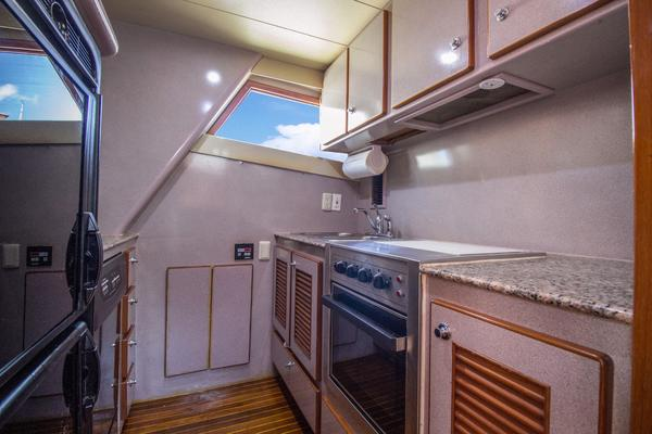 1996 Monte Fino 65' Motor Yacht Megan | Picture 8 of 50