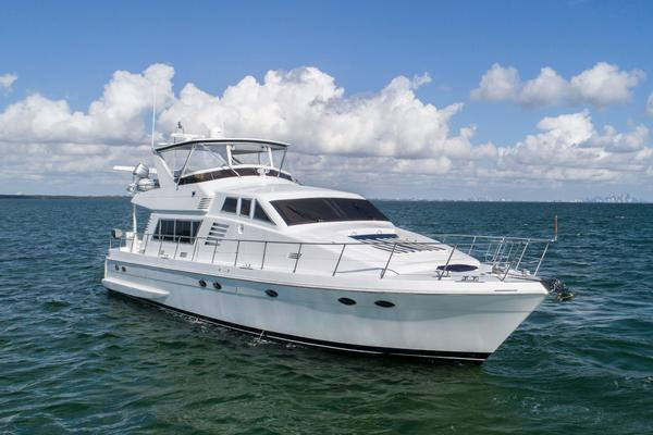 65' Monte Fino Motor Yacht 1996 | Megan