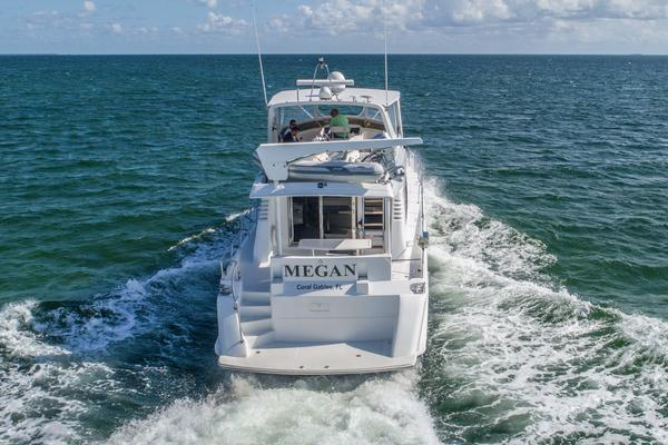 1996 Monte Fino 65' Motor Yacht Megan | Picture 6 of 50